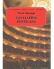 Cavalleria Rusticana: Vocal Score