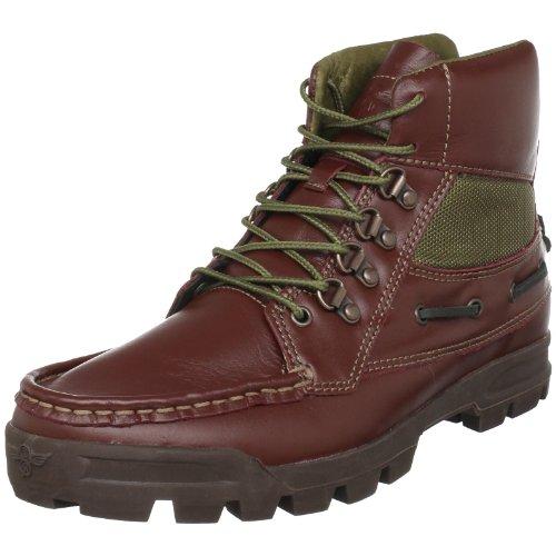 Creative Recreation Mens Costello Mitten Upphov Boot Rost / Militär