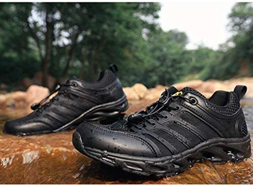 防滑 アウトドアシューズ トレッキングシューズ メンズ ローカット 滑り止め キャンプ レジャー幅広 ハイキングシューズ 履きやすい 旅行 登山 室外 歩きやすい 疲れにくい クライミングシューズ 登山靴