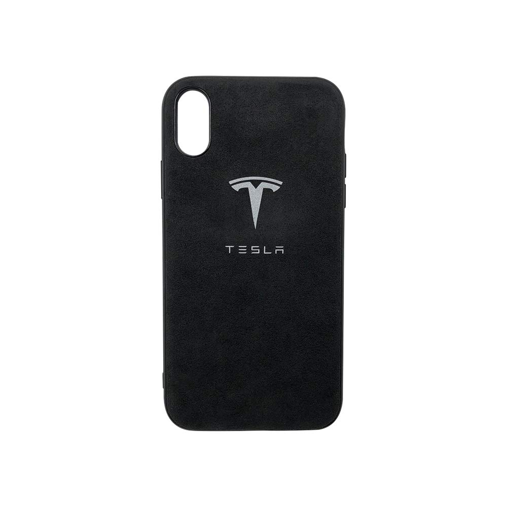 Tesla Logo 1 iphone case