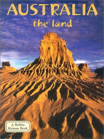 Australia the Land (Lands, Peoples & Cultures) pdf