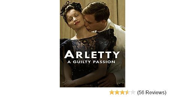 Amazon Com Arletty A Guilty Passion Laetitia Casta Marie Josee