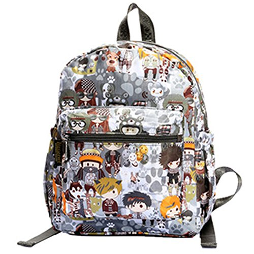 Netter Rucksack-Beutel-Pack Taschen für Kinder Kinder perfekte Geschenk, C