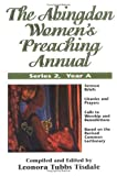 The Abingdon Women's Preaching Annual, , 0687082137