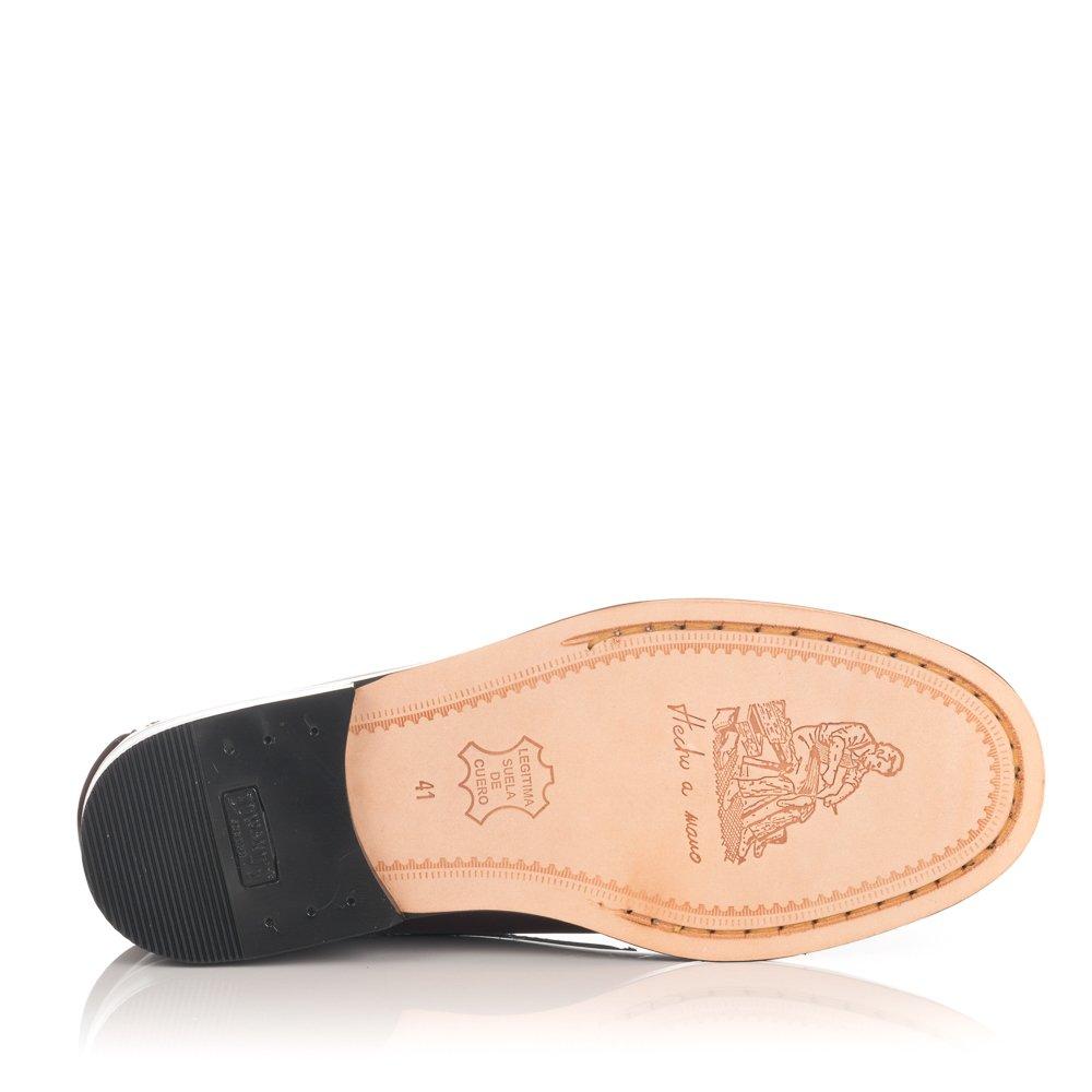 Castellanos con borlas en Burdeos  Amazon.es  Zapatos y complementos b948f38cce38