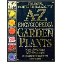 Royal Horticultural Society A-Z Encyclopedia of Garden Plants