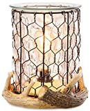 Scentsy Antler Lodge Full Size Warmer