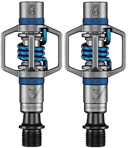 crankbrothers(クランクブラザーズ) 超軽量 ビンディングペダル エッグビーター3 V2 B01BG9LGQK ブルースプリング ブルースプリング