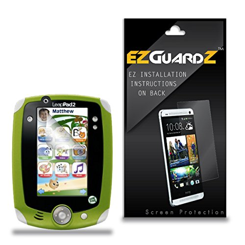 (3-Pack) EZGuardZ Screen Protector for Leapfrog Leappad 2 Custom Edition (Ultra ()