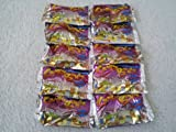 Lot Of 10 Sealed Packages Of Crazy Bones Things GOGOS Total of 40