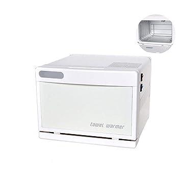 COSTWAY 16L Handtuchw/ärmer Kompressenw/ärmer UV-Licht Sterilisator W/ärmeschrank Handtuchablage
