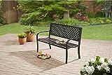 stackable speed queen - Mainstays Patio Furniture Steel Bench