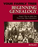 Beginning Genealogy (Your Family Tree)