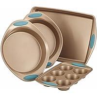 Rachael Ray 4-Pc Nonstick Bakeware Set