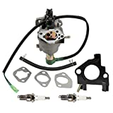 Anzac Carburetor Carb For ETQ 8250 7250W ETQ8250 TG72B12 TG72B12CA TG72K12 TG8250 420CC 14HP Gas Generator