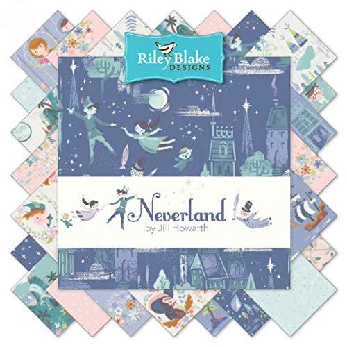 Jill Howarth Neverland 5