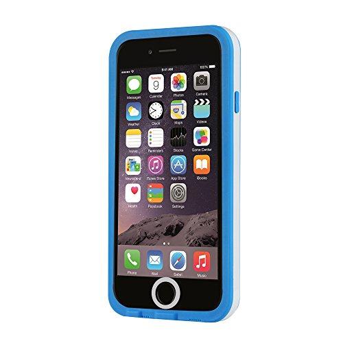 Acewin WTF-C6 Ultrathin Waterproof Case for iPhone 6 - Blue