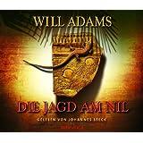 Die Jagd am Nil, 6 Audio-CDs