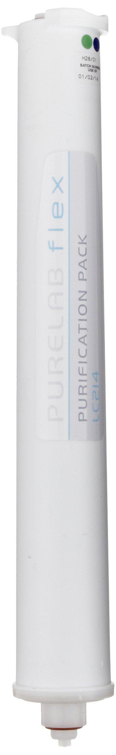 Elga LC214 Purification Cartridge, For Purelab Flex 3 and 4 by Elga