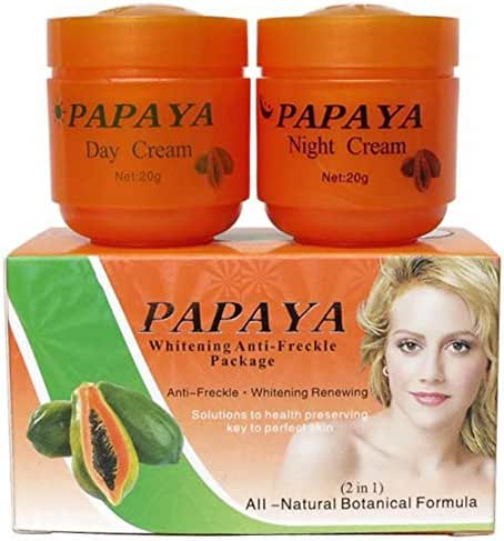Whitening Bleaching Body Cream Skin body lotion Moisturizing Deep Papaya Whitening Lasting Whole Body Moisturize Dark Skin By Shouhengda