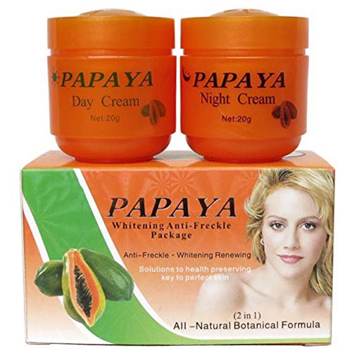 Whitening Bleaching Body Cream Skin body lotion Moisturizing Deep Papaya Whitening Cream Lasting Whole Body Moisturize Dark Skin By Shouhengda