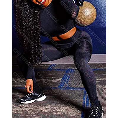 Women's High Waist Workout Vital Seamless Leggings Butt Lift Stretchy Yoga Pants at Women's Clothing store