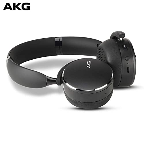AKG Y500 On-Ear Bluetooth Headphones