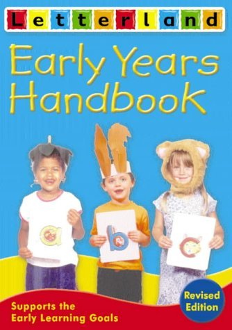 Book cover from Early Years Handbook (Letterland)by Judy Manson