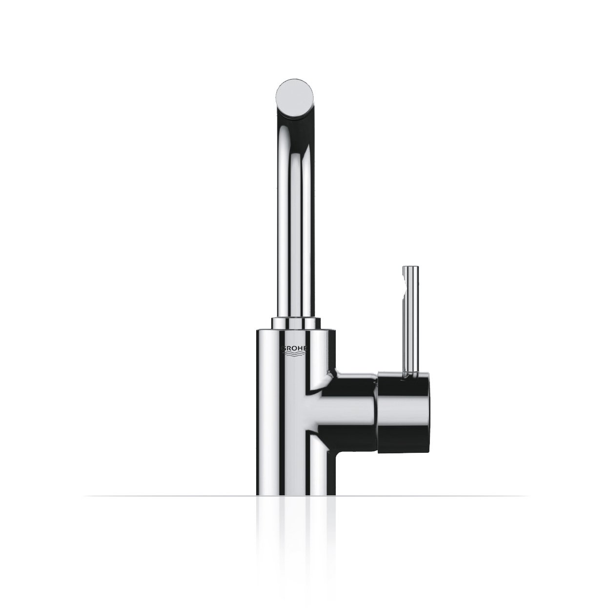 Grohe mitigeur lavabo essence 32628000 (import allemagne): amazon ...