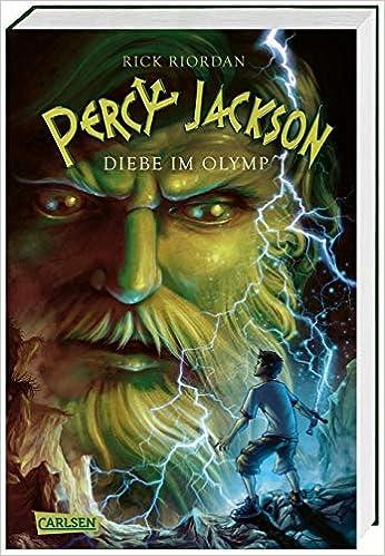 exklusives Sortiment bester Platz toller Rabatt für Percy Jackson - Diebe im Olymp (Percy Jackson 1): Amazon.de ...