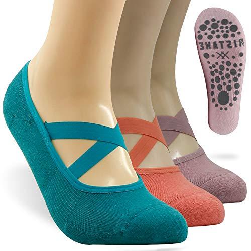 Ristake Non Slip socks, Girls Rubber Slipper