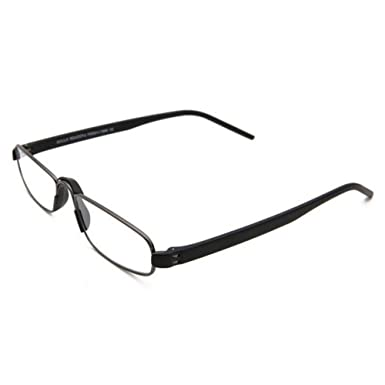 e386db316f5 Meijunter Men and Women Full Frame Reading Glasses With Glasses Case  Strength +1.00 +1.50 +2.00 +2.50 +3.00 +3.50 +4.00  Amazon.co.uk  Clothing