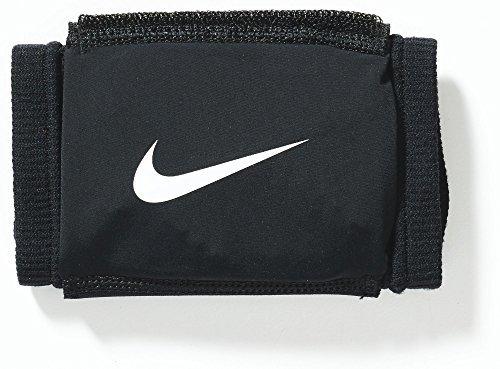 Nike Pro Vapor Padded Wrist Wrap (Black/White)