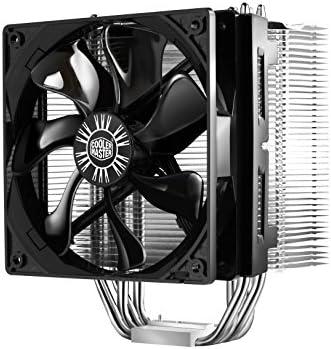 Cooler Master Hyper 412S Ventiladores de CPU 4 Heatpipes, 1x ...