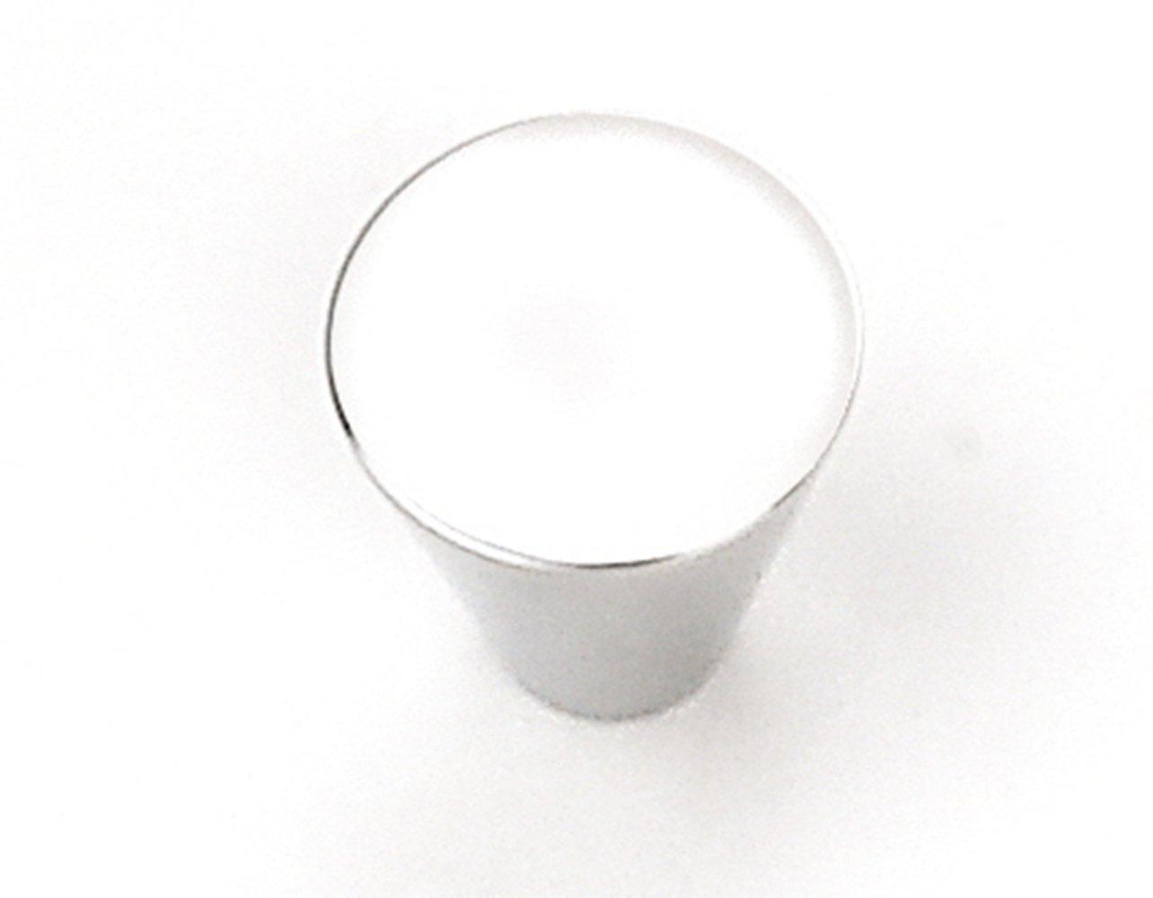 Black Nickel Laurey 26012 Cabinet Hardware 3//4-Inch Small Cone