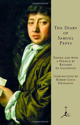 Amazon.com: The Diary of Samuel Pepys (Modern Library ...