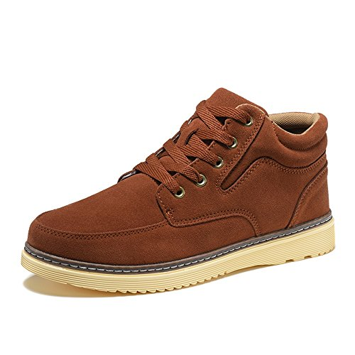Men's Shoes Feifei Spring and Autumn Leisure Tide Shoes 5 Colors (Color : 02, Size : EU42/UK8.5/CN43)