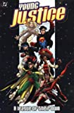 img - for Young Justice: A League Of Their Own book / textbook / text book