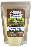 Namaste Raw Goods Gluten Free Millet Flour, 18.0 OZ
