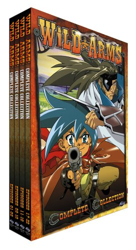 Wild Arms - The Complete Collection by ADV Films