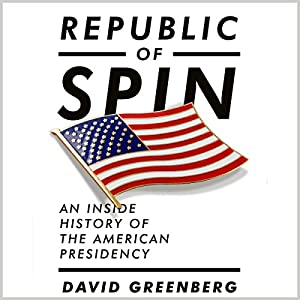 Republic of Spin Hörbuch