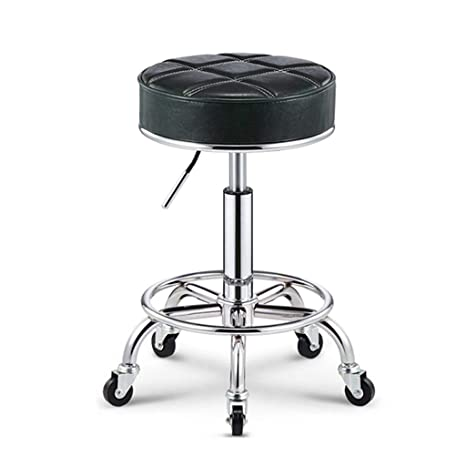 Brilliant Amazon Com Jykoo Bar Stool Adjustable Swivel Hydraulic Gas Caraccident5 Cool Chair Designs And Ideas Caraccident5Info