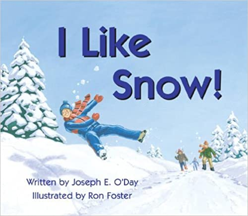 Book I Like Snow!