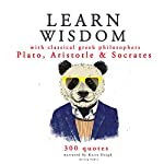 Learn Wisdom with Classical Greek Philosophers: Plato, Aristotle and Socrates |  Plato, Socrates, Aristotle