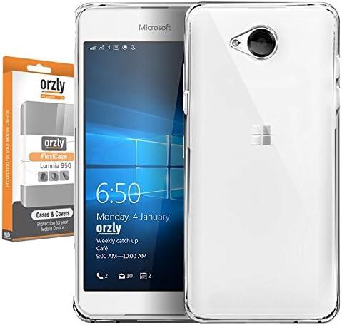 Orzly® - FlexiCase para Microsoft Lumia 650 Smartphone (2016 ...