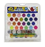 Crayola Kid's Washable Paint Set, 42 Ct., Gift for Kids, Ages 3, 4