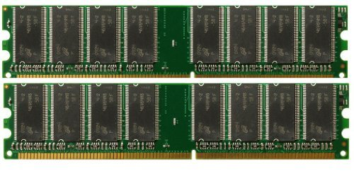 2GB 2x1GB DDR PC2100 RAM Memory Compaq Presario 6000 (MAJOR BRANDS)