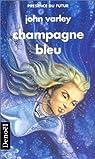 Champagne bleu par Varley