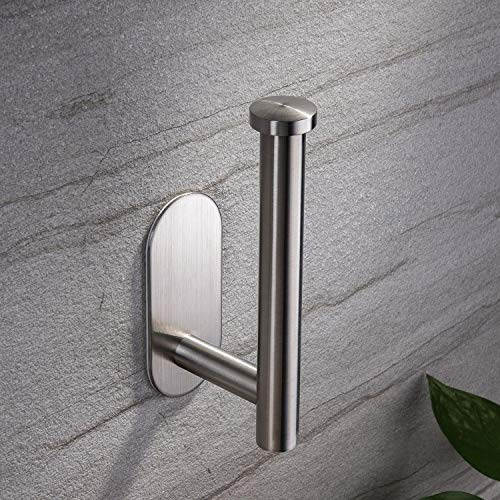Yigii Toilet Paper Holder Self Adhesive Adhesive Toilet Roll