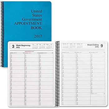 amazon com unicor fed weekly appointment book julian monthly